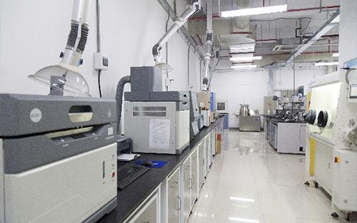 科研平台 R&D PLATFORM